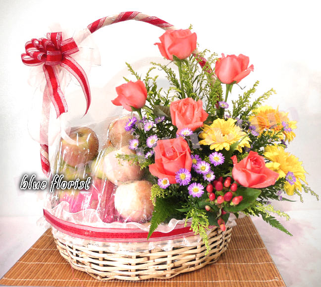 FLOWER BASKET(BB 3006)