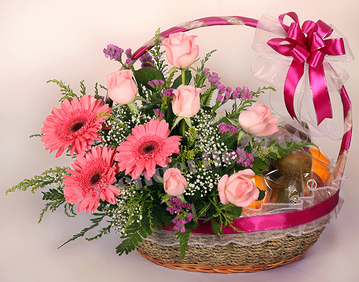 FLOWER  BASKET(BB 3005)