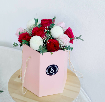 Pink Bloom box(Box17)