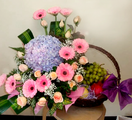 Basket Bouquet(BB 3007)