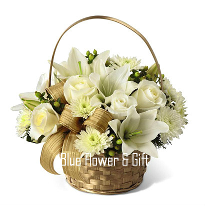 FLOWER BASKET(BB 3050)