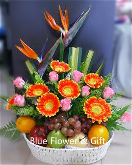 Basket Bouquet(BB 3008)