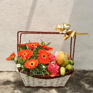 FLOWER BASKET(BB 3004)